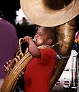 Musician: New Orleans by Alex Preiss