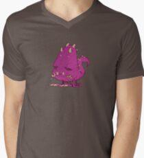 Monster-vector Men's V-Neck T-Shirt