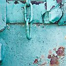 Metallic Turquoise by Orla Cahill Photography