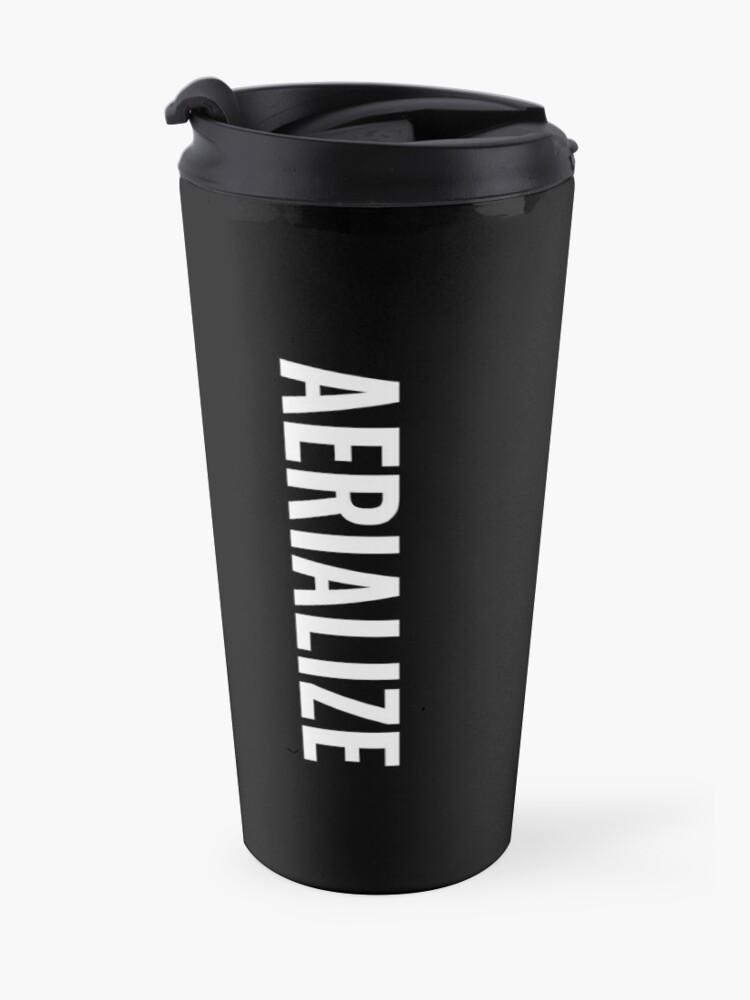 Alternate view of Aerialize Merchandise Travel Mug