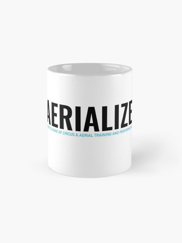 Alternate view of Aerialize Merchandise Mug