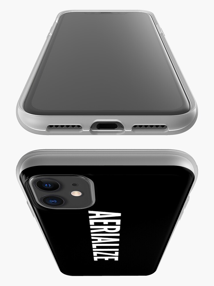 Alternate view of Aerialize Merchandise iPhone Case & Cover
