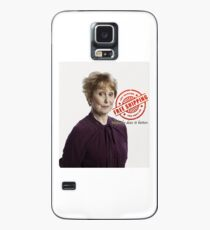 She approves..oh yes Case/Skin for Samsung Galaxy