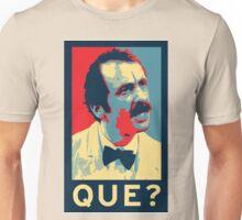 QUE? Unisex T-Shirt