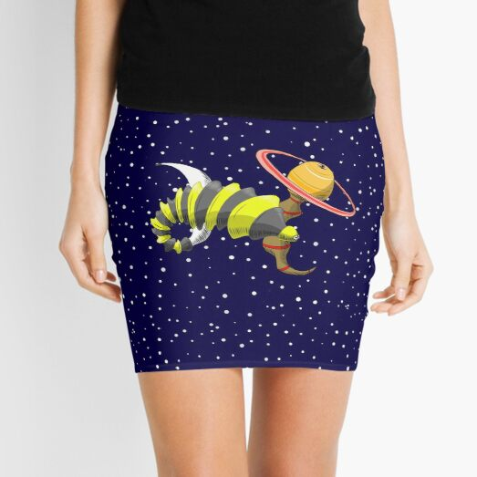 Astronomy 101 Mini Skirt