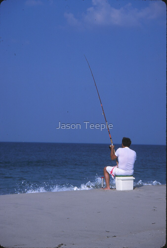 Sea Fishing by Jason Teeple