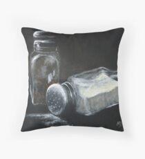 Salt N Peppa Throw Pillow