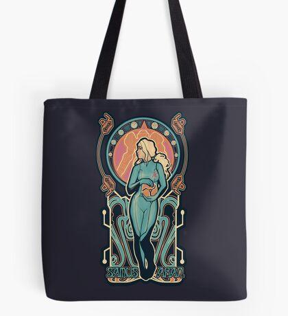 Samus Nouveau Tote Bag