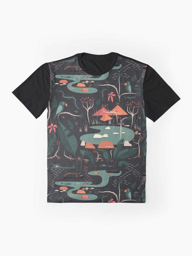 Alternate view of The Water Hole Graphic T-Shirt