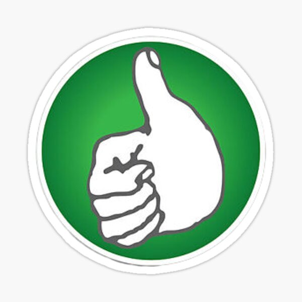 impractical jokers thumbs up Sticker