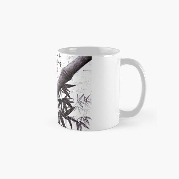 Bamboo haiku Classic Mug