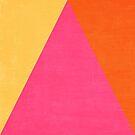 mod triangles - summer by beverlylefevre