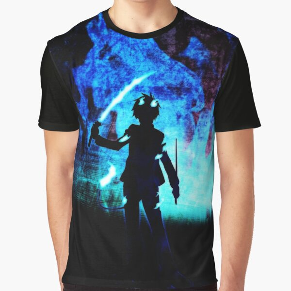 Rin- Blue exorcist Graphic T-Shirt