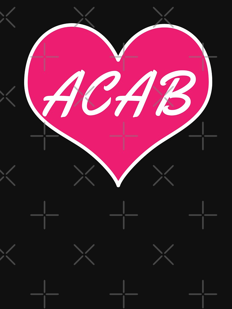 acab heart by craftordiy