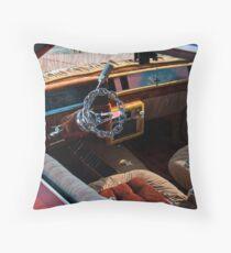 Ghetto Tiny Chain Steering Wheel Throw Pillow