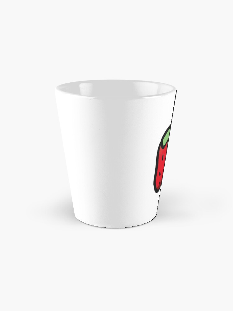 Alternate view of Strawberry Mug