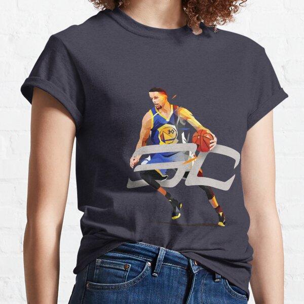 Curry Low Poly Camiseta clásica