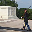 Tomb of the Unknown Soldier by Eileen Brymer