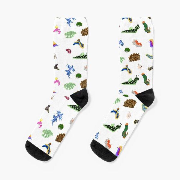 World of Nudibranchs Socks