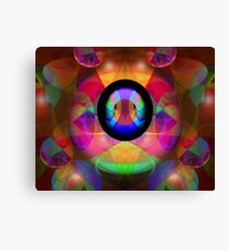 Magic Orbs Canvas Print