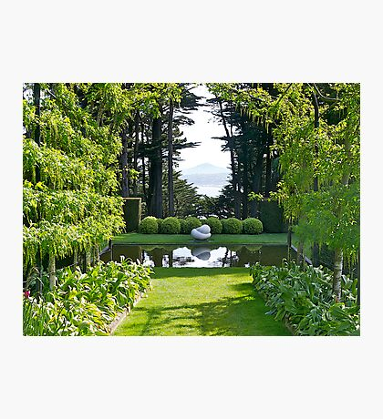 Lanarch Castle, Dunedin, South Island, New Zealand. Photographic Print