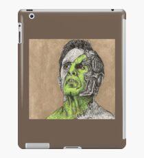Primeval - Adam - BtVS iPad Case/Skin