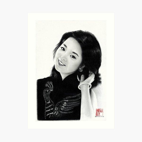 Teresa Teng Art Print
