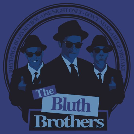 TShirtGifter presents: The Bluth Brothers