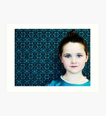 'Pure Innocence' - Through the eyes of a 6 yr old Art Print