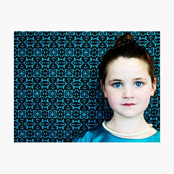 'Pure Innocence' - Through the eyes of a 6 yr old Photographic Print