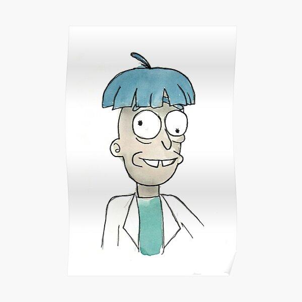 Doofus Rick  Poster