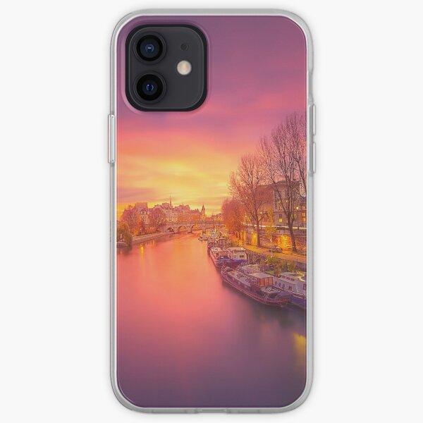 Paris iPhone Soft Case