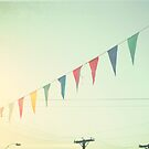 country bunting by beverlylefevre