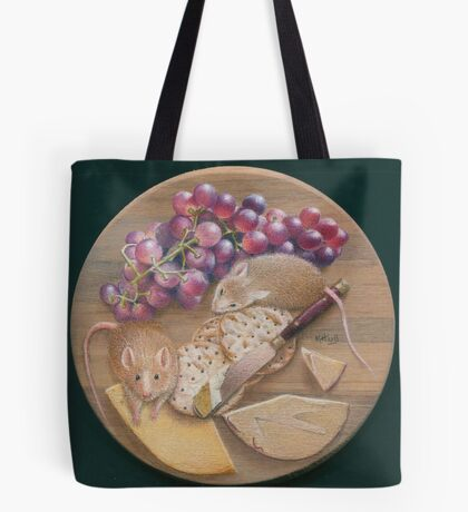 A Platter for Two Tote Bag