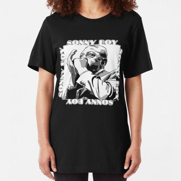 Sonny Boy Williamson Slim Fit T-Shirt