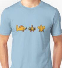goggle eye fish Unisex T-Shirt