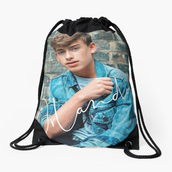 Johnny Orlando, Awesome Merch of Johnny Orlando Drawstring Bag
