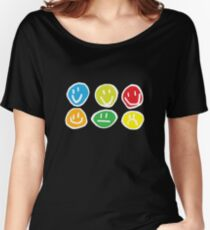if you're happy and you know it ... (white) Women's Relaxed Fit T-Shirt