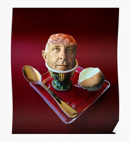 an unexpected breakfast with hannibal Poster