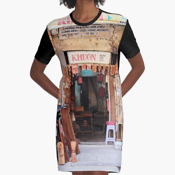 Doorway Khuon No 59  Graphic T-Shirt Dress