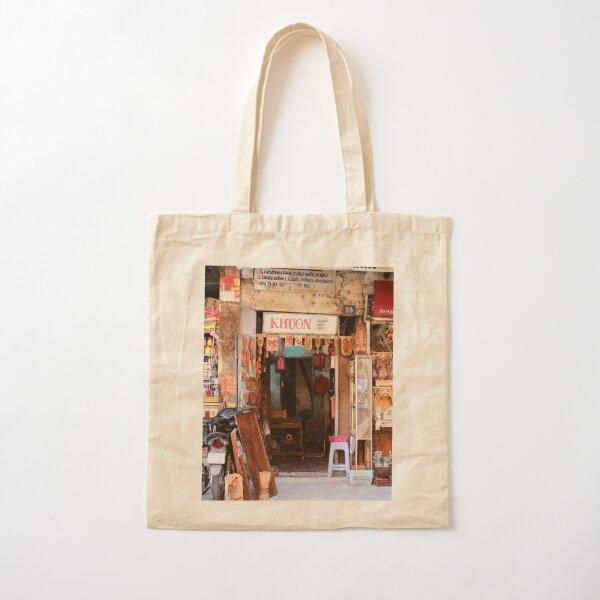 Doorway Khuon No 59  Cotton Tote Bag