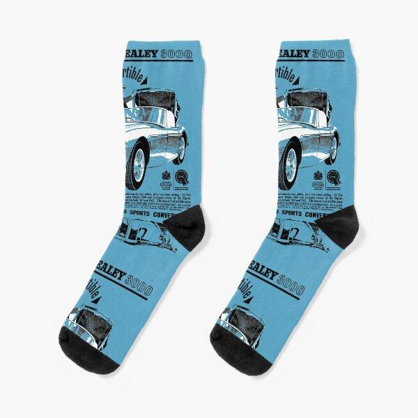 AUSTIN HEALEY 3000 Socks