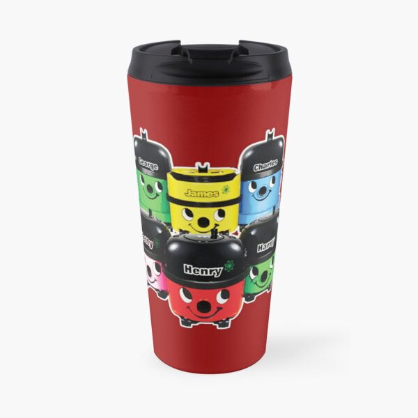 Henry Hoover and Friends Travel Mug
