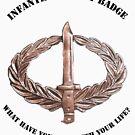 Infantry Combat Badge by NemesisGear