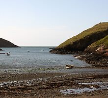 A Tranquil Day - Abercastle, Pembrokeshire, West Wales by JenMetcalf