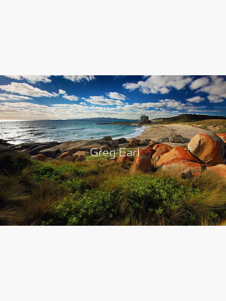 Evening Sun - Flinders Island, Tasmania by GregEarl