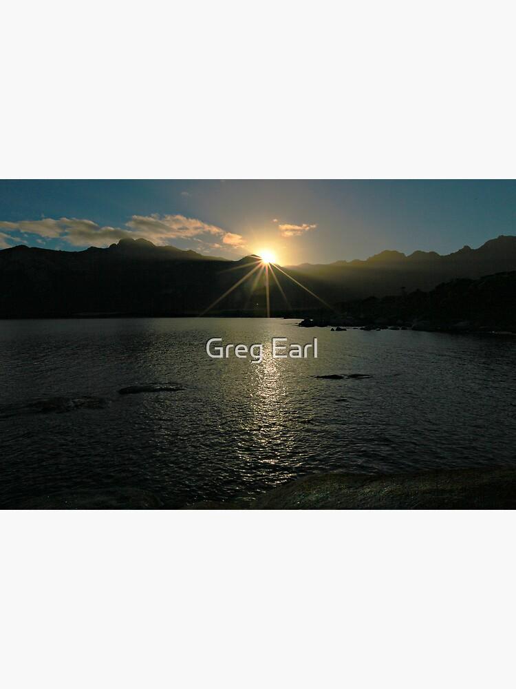 Sunrise - Flinders Island, Tasmania by GregEarl
