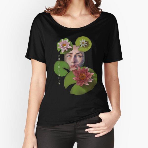 Friluftsliv L'art de se connecter avec la nature T-shirt coupe relax