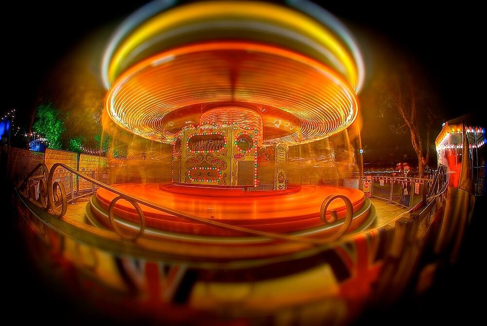 carousel  by Adam Glen