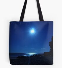 Sky Blue Tote Bag